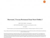 Toscanarestaurant.ie