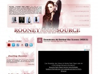Rooney Mara Source • The first and largest fansite online @ www.rooney-mara.com