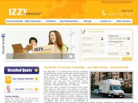 izzyremovals.co.uk