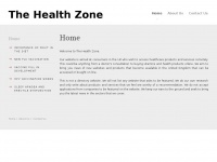 Thehealthzone.co.uk