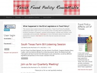 Txfoodpolicy.org