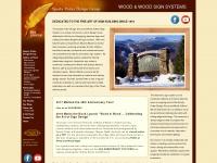 woodandwoodsigns.com