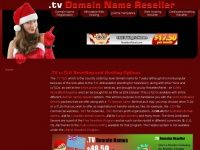 Tv-domain-name-reseller.net