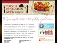 Turkishrestaurantweekdc.org