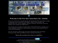 Home :: Five Star Associates, Inc.