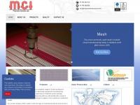 mciprecisionscreens.com