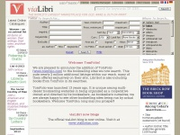 Vialibri.net - viaLibri - Digital Tools For Bibliophiles