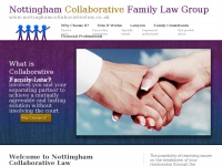 Nottinghamcollaborativelaw.co.uk