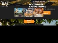 wildhorsecampground.com