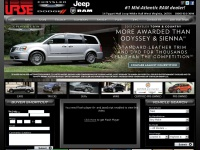 Fairmont Chrysler Dodge Jeep RAM Dealer | Urse Dodge in White Hall, WV