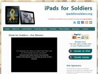 Ipadsforsoldiers.org