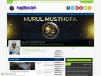 Nurulmusthofa.org