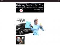 drivinglessonsforyou.co.uk
