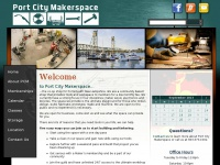 portcitymakerspace.com
