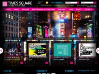 Times Square Alliance : Times Square NYC Official Website | Official New Year's Eve Information