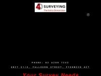 4dsurveying.com.au
