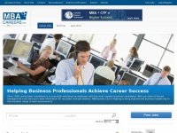 mbacareers.com – A member of the CareerExposure Network: Helping You Achieve Career Success.