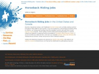 horsebackridingjobs.com