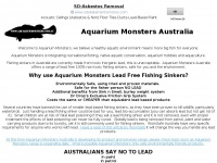 aquariummonsters.com.au