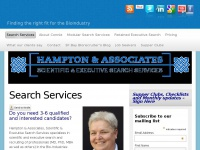 hamptonexecutivesearch.com