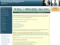 torontoresumewriting.com