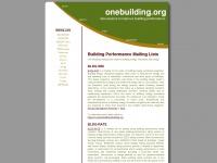 onebuilding.org