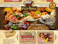 Home of Legendary Pizza, Chicken, Salad, and Buffet | Pizza Ranch