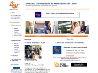 Isum.com.ve - ISUM - Instituto Universitario de Mercadotecnia