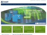 CompAir Compressors | Air Compressors and Gas Systems | Buy an Air Compressor