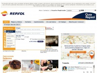 Guiarepsol.com - Repsol Guide, former Campsa Guide: Road maps, routes, itineraries and restaurants
