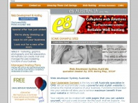 e8 Australia - Web Development & Hosting