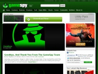 GameSpy: PC Games, Reviews, News, Previews, Demos, Mods & Patches