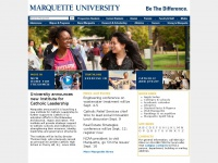 marquette.edu Thumbnail