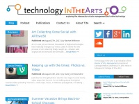 Technologyinthearts.org