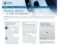 Twister BV — Breaking barriers in gas processing