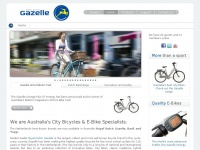gazellebicycles.com.au