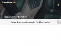 Rangeroverforhire.co.uk