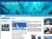 Pacific Blue Fishing Charters: Home