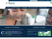 COFACE : Credit insurance, Debt Collection,  Factoring, Business Information, Bonds, Economic studies,	 - Coface