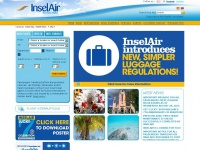 InselAir - Reaching Higher - Fly-InselAir.com