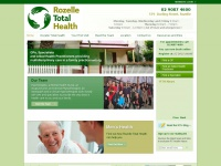 Home - Rozelle Total Health