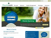 Ecountybank.com - Countybank | Greenwood - Greenville - Lexington | South Carolina - SC