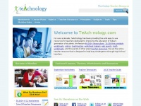 teach-nology.com Thumbnail
