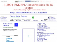 Eslfast.com - ESL/EFL Reading - 365 ESL/EFL Short Stories