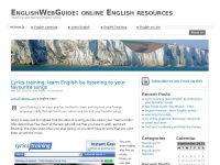 Teaching and learning English online