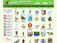 Learningchocolate.com - Learning Chocolate - Vocabulary Learning Platform