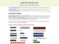 easy-hit-counters.com