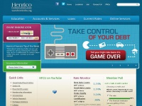 Henricofcu.org - Henrico Federal Credit Union - Home