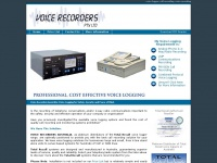 Voice Loggers, Telephone Recorders, Call Recorders - Voice Recorders Australia