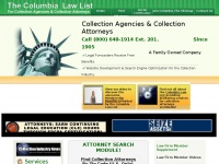 The Columbia Law List | Florida collection lawyers